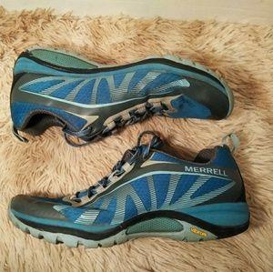 Merrell Siren Edge Hiking Shoes Women's Size 9
